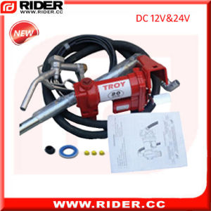 DC12V24V Portable Electric Oil Transfer Pump pictures & photos