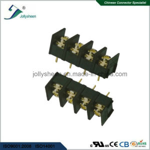 pH10.00mm Barrier Terminal Blocks  4pin Straight Type pictures & photos