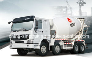 Top Quality HOWO Mixer Truck of 8*4