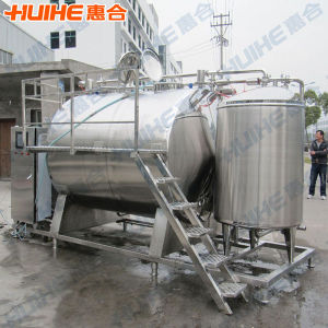 Pipe Cleaning System Equipment Cip Machine pictures & photos
