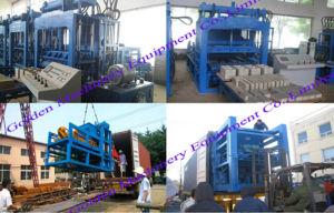 Qt 9-15 Concrete Cement Hollow Brick Block Making Machine pictures & photos