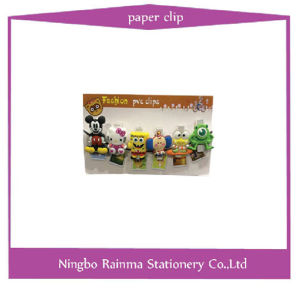 Cartoon Cute PVC Clip with Photo Clip pictures & photos