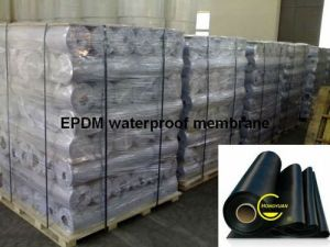 EPDM Waterproof Roofing Membrane pictures & photos