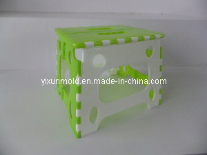 Foldable Stool Plastic Mould, Injection Molud pictures & photos