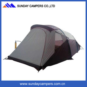 Air Pitch Tent Air Pole Camping Tent pictures & photos