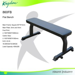 Sit up Bench / Ab Bench / Flat Bench pictures & photos