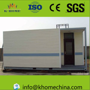 PU Sandwich Panel Heat Insulating Container Office pictures & photos