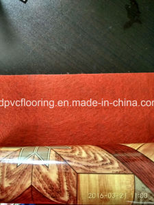 Cheap Linoleum Felt Backing Flooring pictures & photos