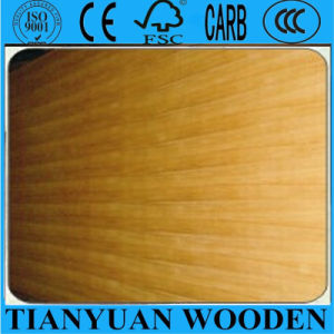Cheap Price Teak Fancy Faced Plywood for Furniture pictures & photos