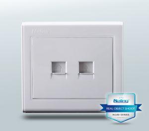 Telephone Socket Outlet / Internet Socket / Network Socket