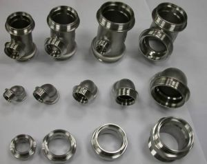Precision Cast Steel/Iron Castings for Food Equipment/Machinery pictures & photos