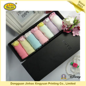Custom Rigid Clothing Packing Box pictures & photos