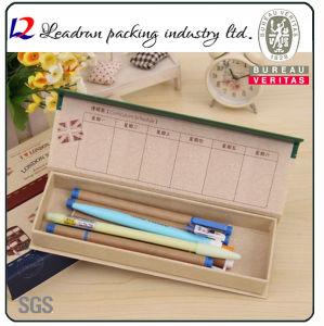 Paper Pencil Box Vape Plastic Metal Ball Point Pen Derma Plastic Ballpoint Pen (YS12L)