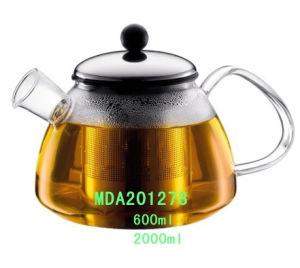 High Quality Glassware / Tea Set / Glass Craft pictures & photos