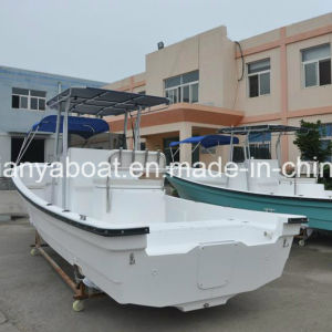 Liya 5.8m Panga Boat Fiberglass Boat Fishing Boat China pictures & photos