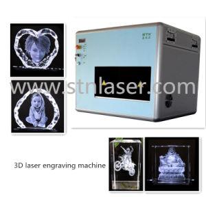 USB Controller 3D Laser Engraving Machine (STNDP-801AB4)