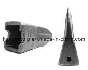 Doosan/Daewoo Dh300/S300 Forging/Forged Bucket Teeth pictures & photos