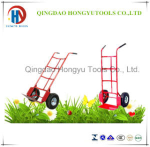 Hot Sales Metal Trolley Ht1830 and Hand Trolley Prices (HT1830) pictures & photos