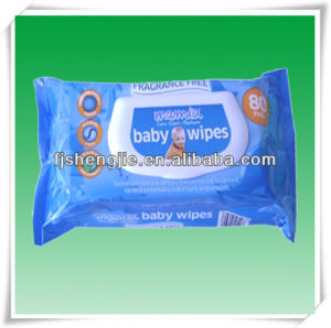Alcohol Free Baby Wipe China Supplier (LD-W01) pictures & photos