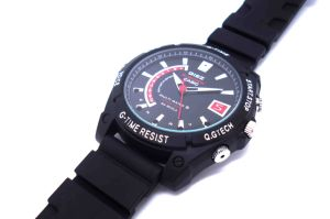 Mini Camera Watch 1080p Waterproof Micro 4LED for Night Vision Video Surveillance 4GB-16GB (QT-IR001) pictures & photos
