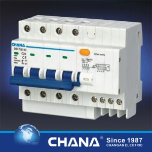 C45 Type RCCB with Overcurrent Protcetion Circuit Breaker RCBO pictures & photos