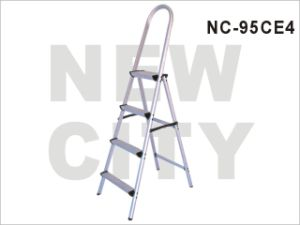Household/Construction Aluminum-Alloy Ladder with 5 Steps SGS (NC-95CE4)