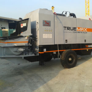 Truemax 90m3 Per Hour Portable Stationary Concrete Pump pictures & photos
