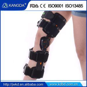 Hinged Knee Brace Orthosis Adjustable Knee Brace pictures & photos