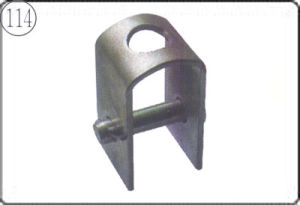 Hot DIP Galvanzied Small D Iron for Pole Line Hardware pictures & photos