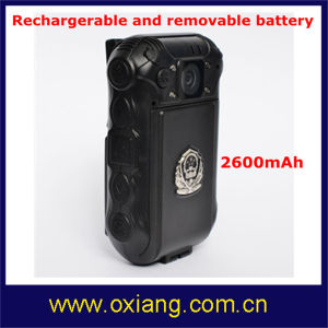 HD Mini Police Wearable Camera Video Audio Recorder (ZP605) pictures & photos