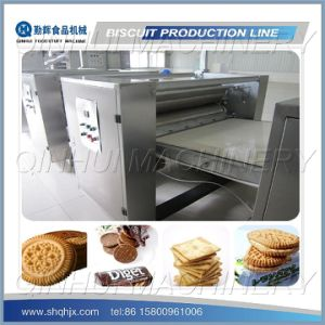 Full Automatic Hard Biscuit Line (Capacity 100KG/HR-1000KG/HR) pictures & photos