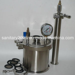 Sanitary Stainless Steel Tri Clamp Spool for Food Industry