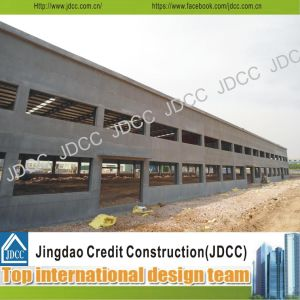 Low Cost Construction Factory Steel Building pictures & photos