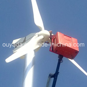 Green Power Energy Horizontal Axis Wind Generator 20kw pictures & photos