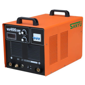 TIG/MMA DC Inverter Welder - Ws Series 380V pictures & photos