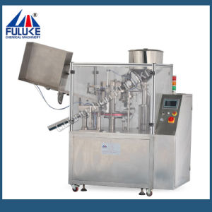 Semi-Automatic Aluminum Tube Filling and Sealing Machine pictures & photos
