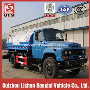 6-Ton Water Tank Truck/Sprinkler pictures & photos