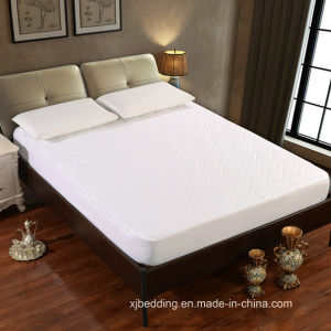 3D Mesh Fabric Quilted Cotton Mattress Pad pictures & photos