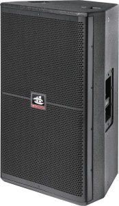 Professional DJ Wooden Speaker Box Outdoor Stage Speaker (Srx-10) pictures & photos