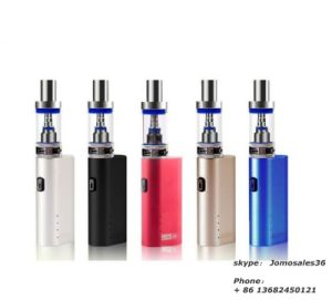 40W Box Mod Starter Kit Lite 40 Box Mod Kit with 2200mAh Battery and 3.0ml Atomizer pictures & photos