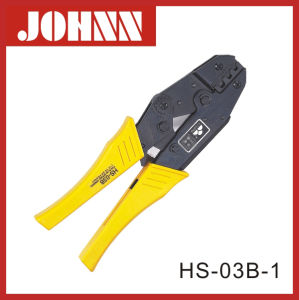 Ratchet Crimping Plier European Style Hand Tools pictures & photos