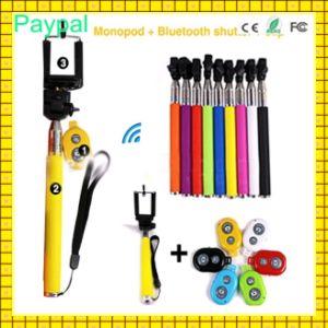 Phone Camera Bluetooth Stick Selfie Monopod (gc-s0013) pictures & photos