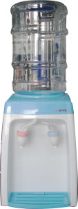 Mini Desktop Cold and Warm Water Dispenser (37TD) pictures & photos