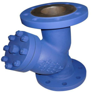 Cast Iron / Ductile Iron Thread Y - Type Strainer (GL11) pictures & photos