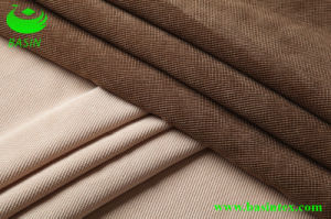 Mini Square Corduroy Sofa Fabric (BS2207) pictures & photos