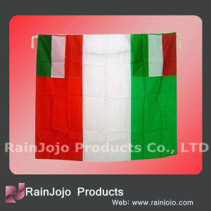 Italy Body Flag for Football Fans pictures & photos