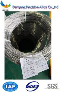 Cr20Ni80 Nickel Based Heating Alloy Welding Wire (Cr20Ni80) pictures & photos