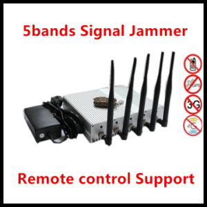 GSM/CDMA/WiFi/4G Lte Signal Jammer Signal Blocker Signal Jammer pictures & photos