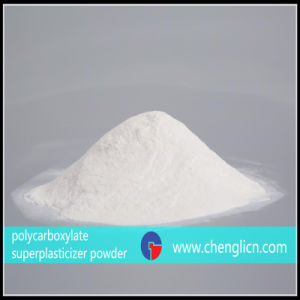 Flowable Grout Formulations Powder Superplasticizer