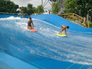 Skatboarding Water Slide, Fiberglass Water Attraction for Wate Park pictures & photos